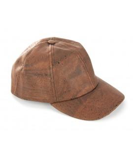 Cappello in sughero Baseball