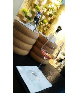 Glasette in sughero per bottiglie Vino