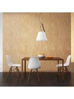 Rivestimento in sughero per pareti e soffitti Lemon