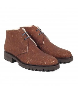Polacchino in sughero marrone Desert Boot