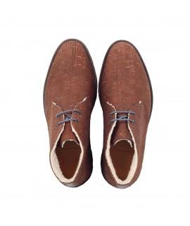 Scarpa polacchino in sughero marrone Desert Boot