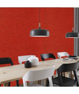 Rivestimento in sughero Colors - Rosso Tamarillo
