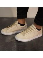 Sneakers in sughero Peach