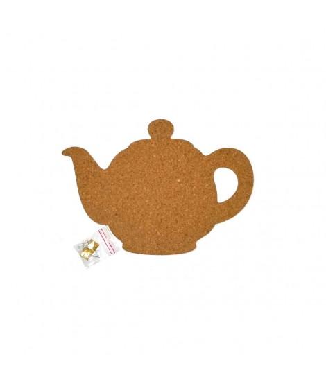 Tea Pot - Bacheca 420x300mm + 6 puntine da disegno