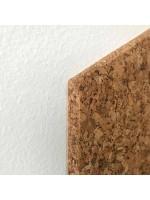 Elemento decorativo Losango in sughero naturale