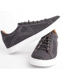 Sneakers in sughero Preto