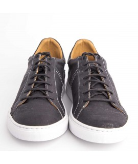 Sneakers in sughero Preto