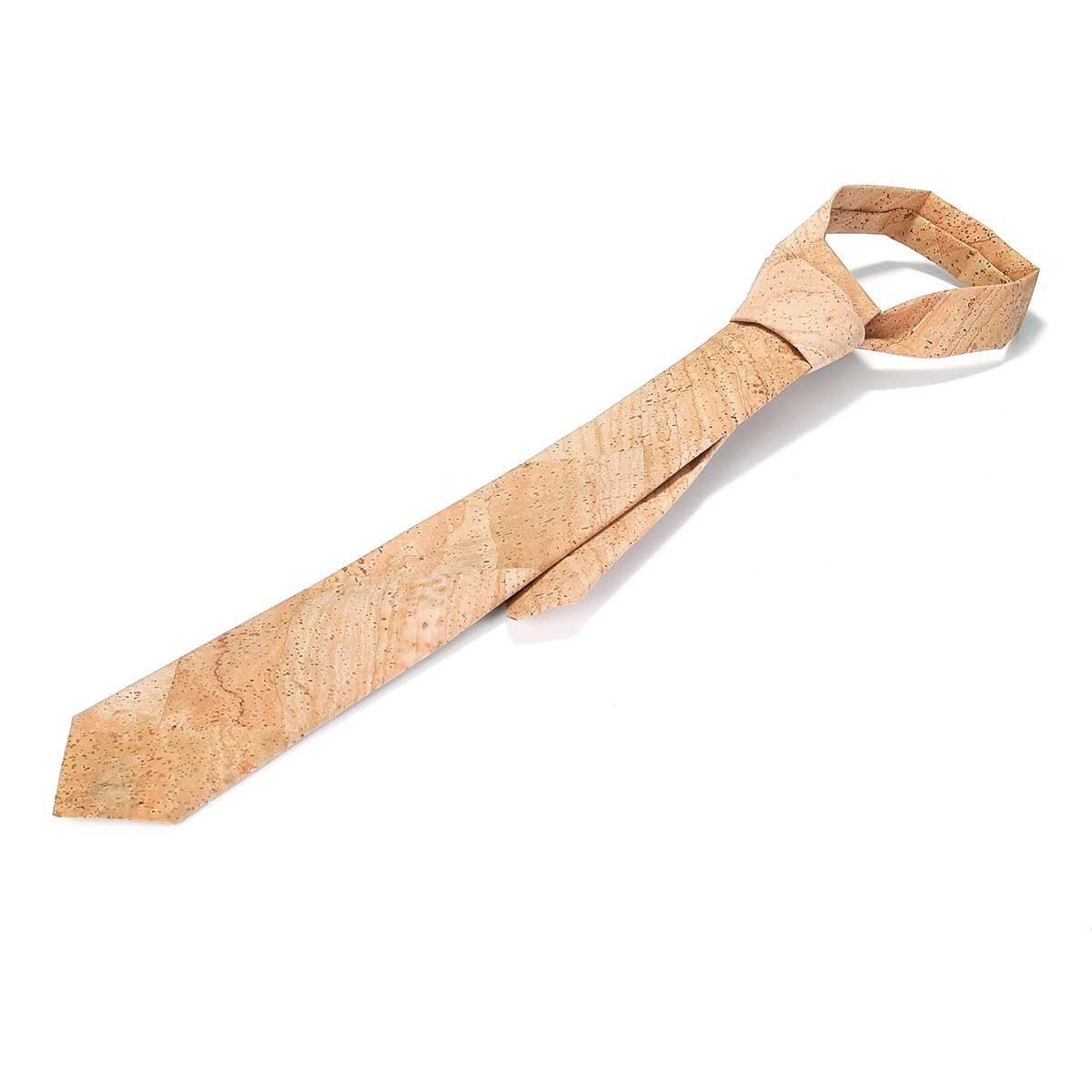 Cravatta in sughero Pico