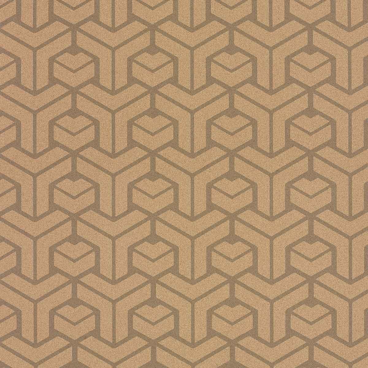 Decorative cork thin paper Disconnect 02