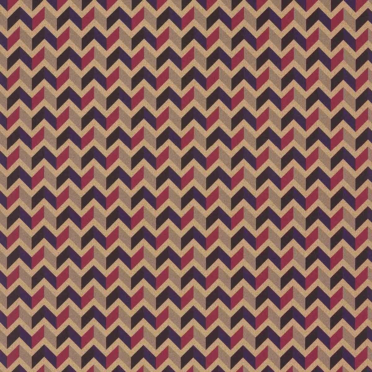 Decorative cork thin paper Iridescence 06.04