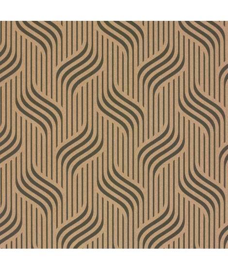 Decorative cork thin paper Urban Nature 01.05