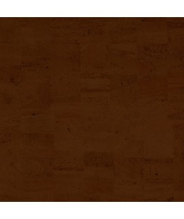 Cork fabric Natural Coloured - Pear Brown