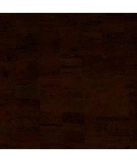 Tessuto in sughero Natural colore marrone scuro