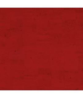 Tessuto natural in sughero colore rosso