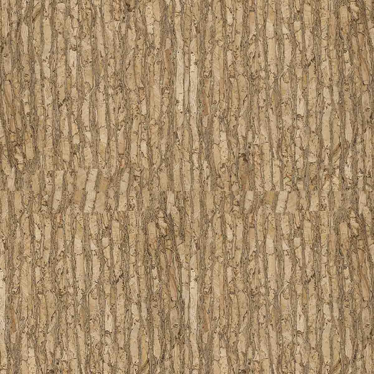 Tessuto in sughero Natural Acorn