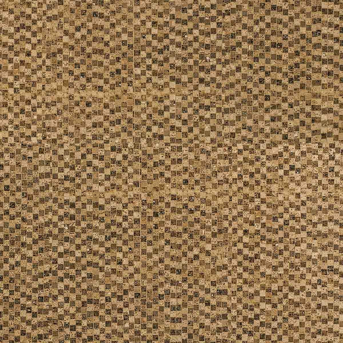Cork fabric Natural Oracle