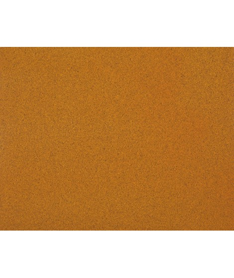 Tessuto in sughero colore arancio