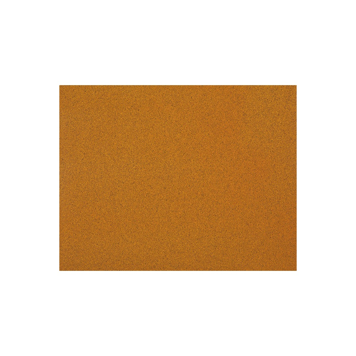 Cork fabric Natural Orange