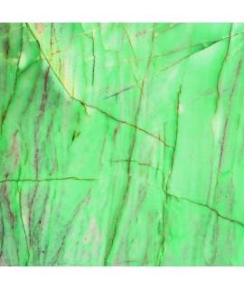 Pavimento in sughero effetto pietra Sodalite Green
