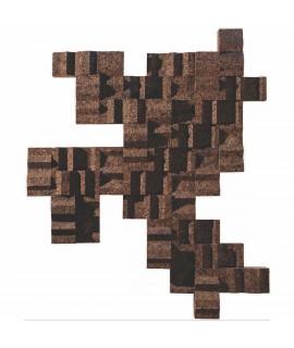 Mattoncino decorativo in sughero 3D Corklee