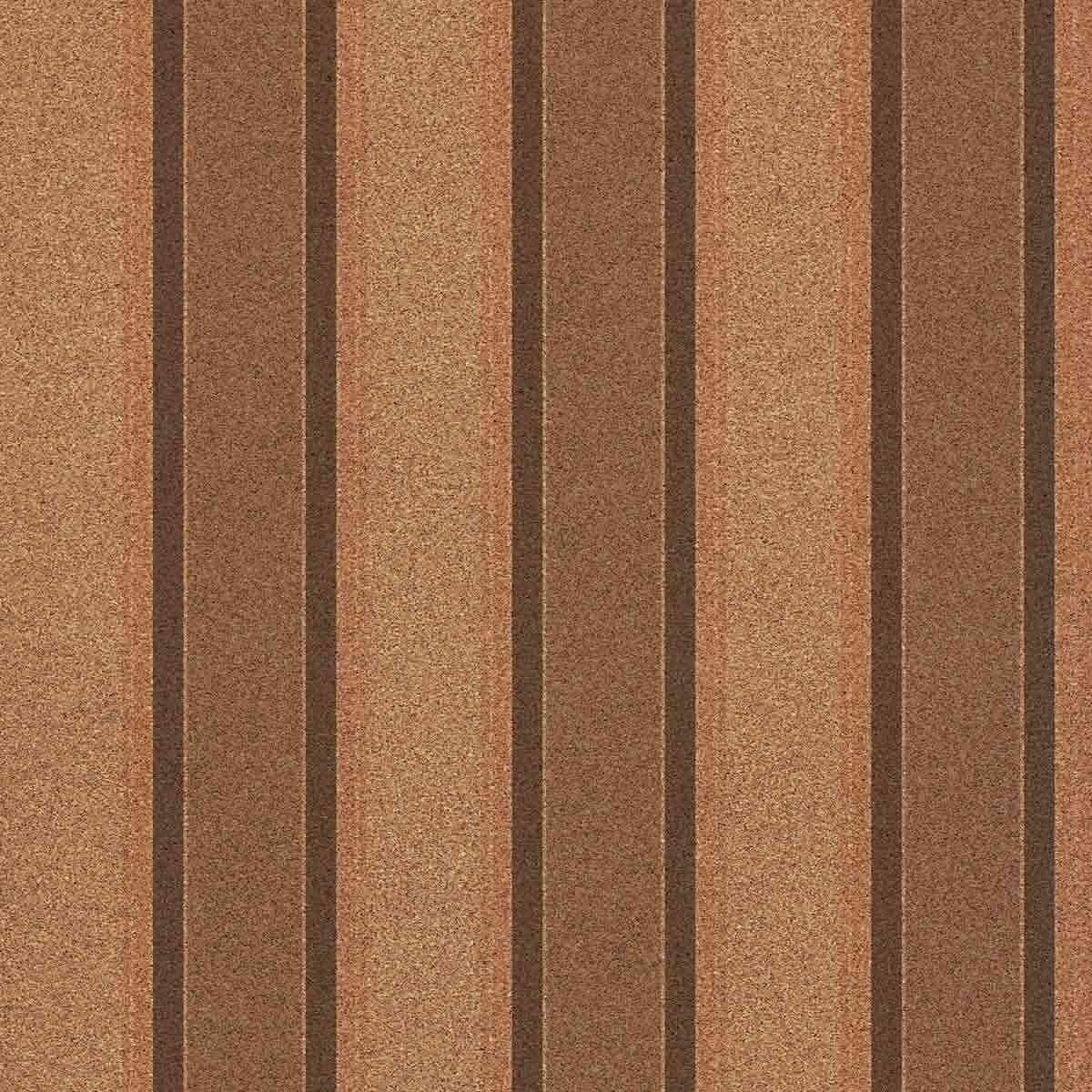 carta da parati in sughero spessore 0,5mm Chic List Cement Cork