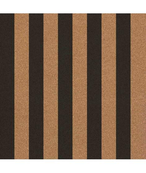 Decorative cork thin paper Straight Marine Turbulence Cork