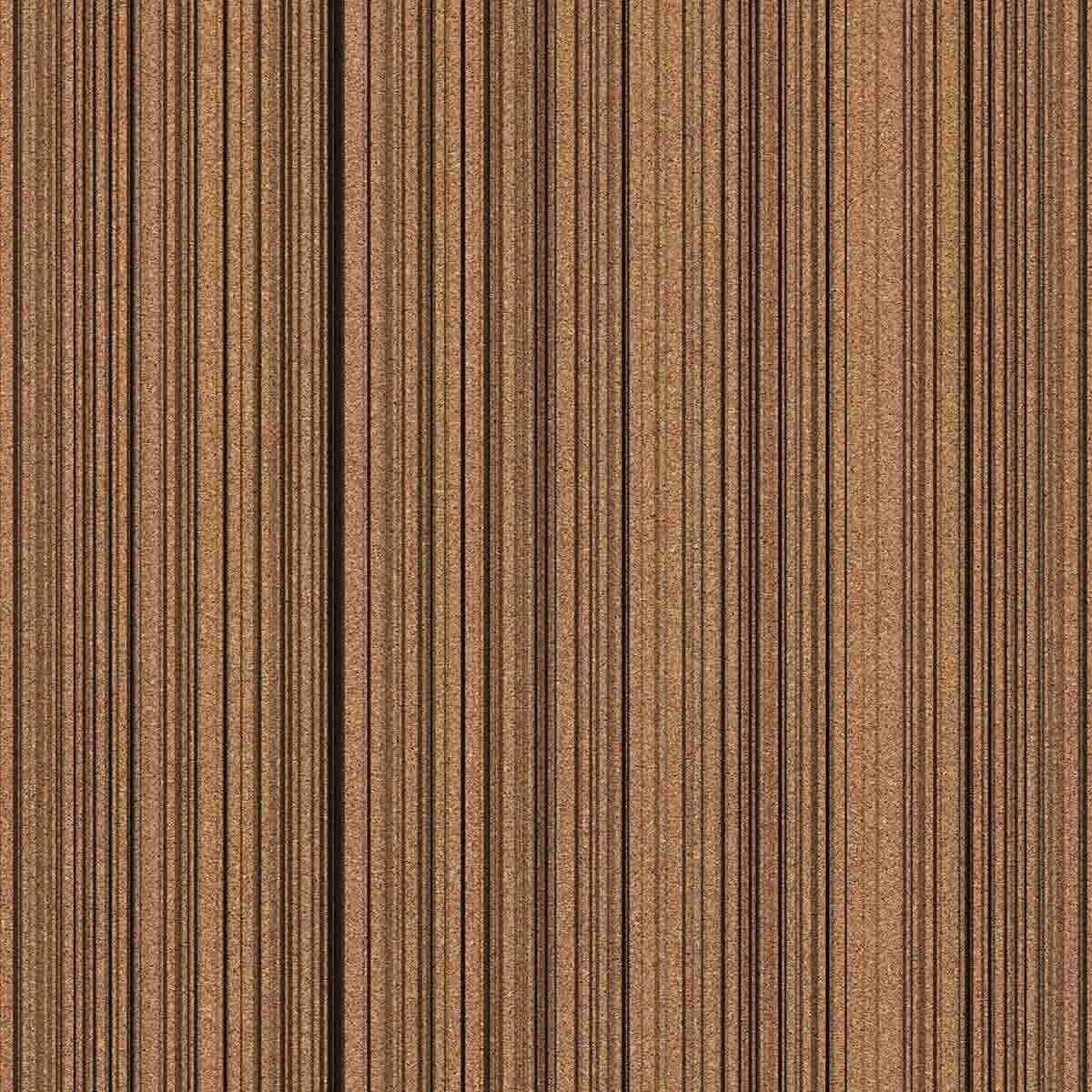 Carta da Parati in Sughero 0,5 mm - Straight Simple Cork