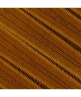 Pavimento in sughero effetto legno Teak