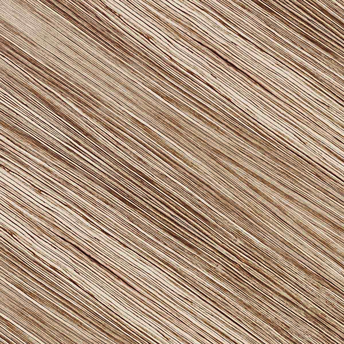 Cork floor Zebrano White