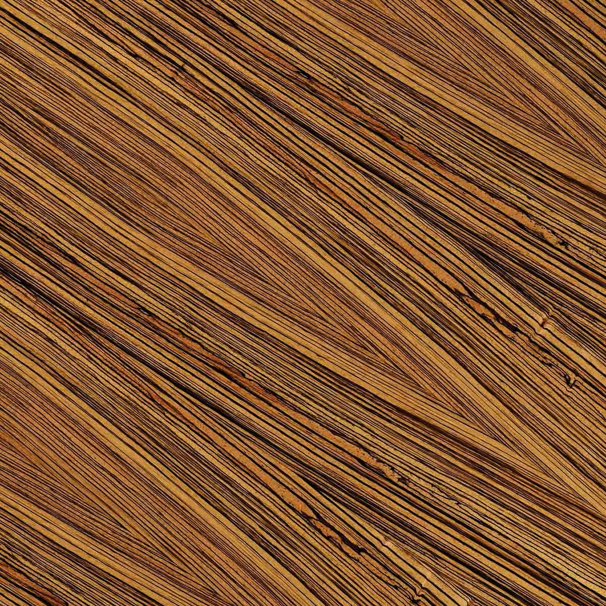 Pavimento in sughero effetto legno Zebrano