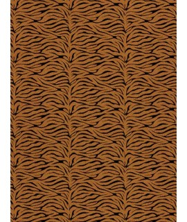 Cork fabric Technical Patterns - Tiger