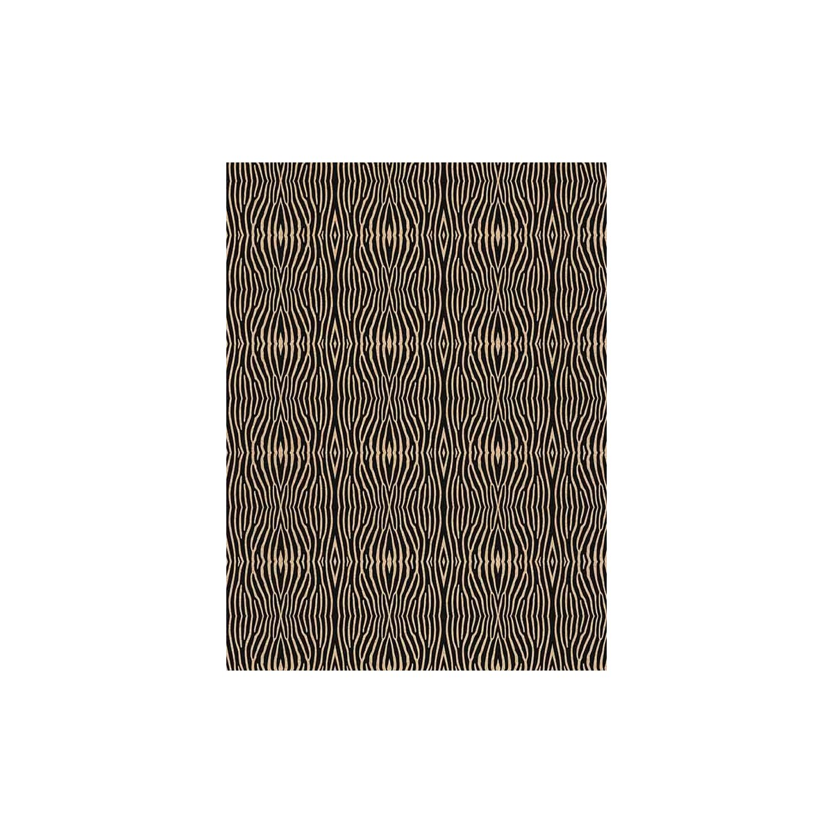 Cork fabric Technical Patterns - Zebra