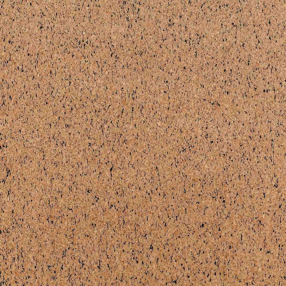 Decorative cork thin paper Grain Black
