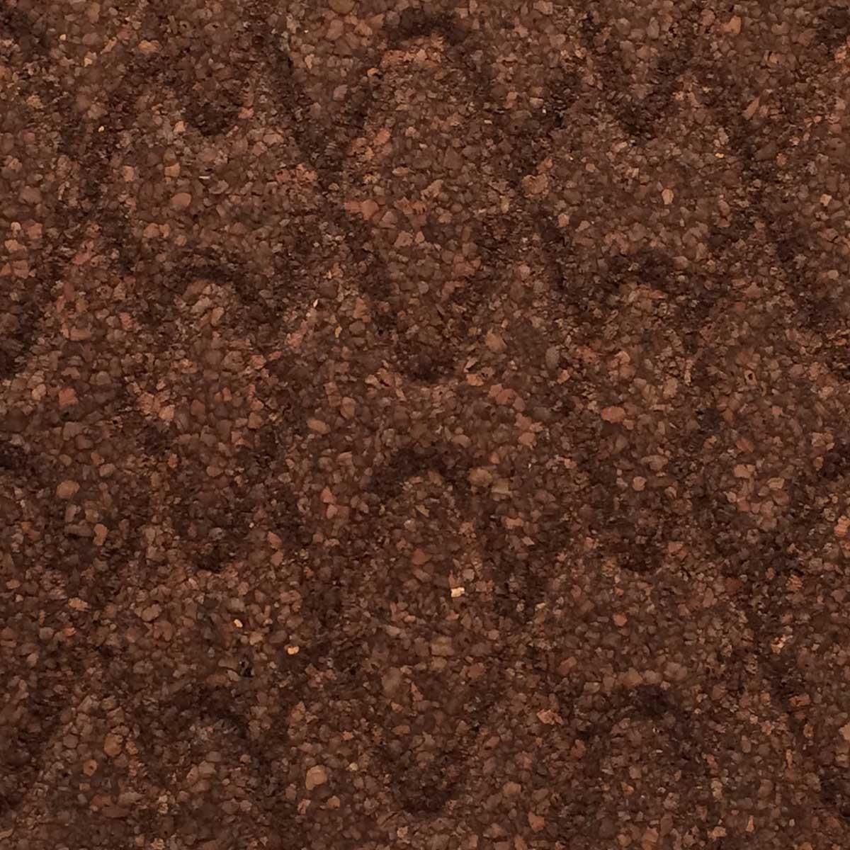 Rivestimento in sughero 3D Diamond Brown