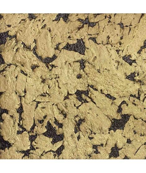 Pannello da rivestimento in sughero Catherine di color oro
