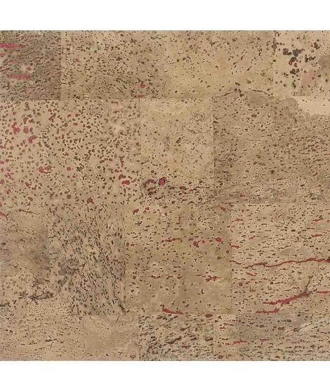 Pannello in sughero da rivestimento Patricia di colore marrone