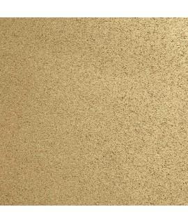 Rivestimento in sughero color oro per pareti e soffitti