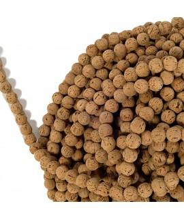 Pouf design con palline di sughero Puf Fup