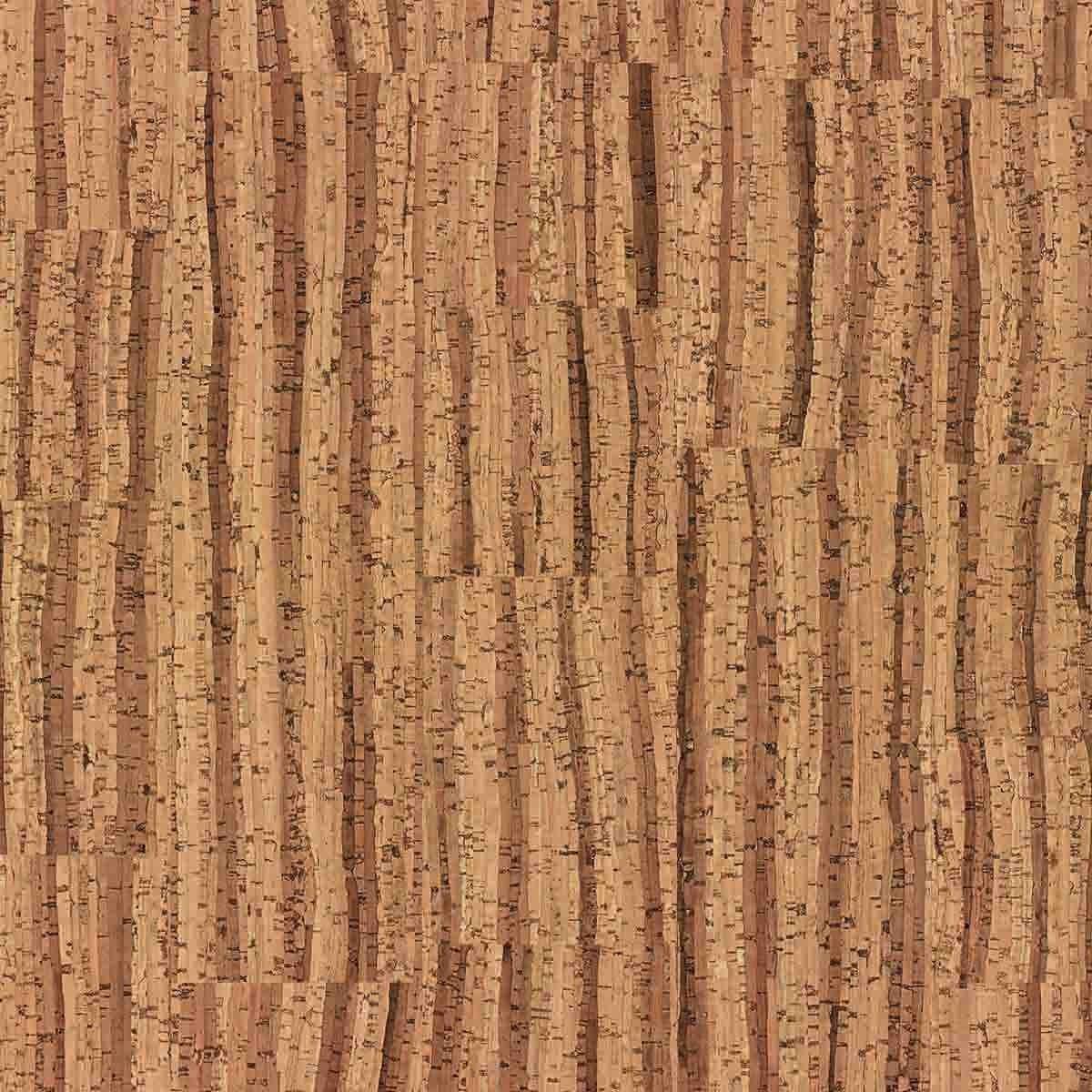 Cork floor Apple