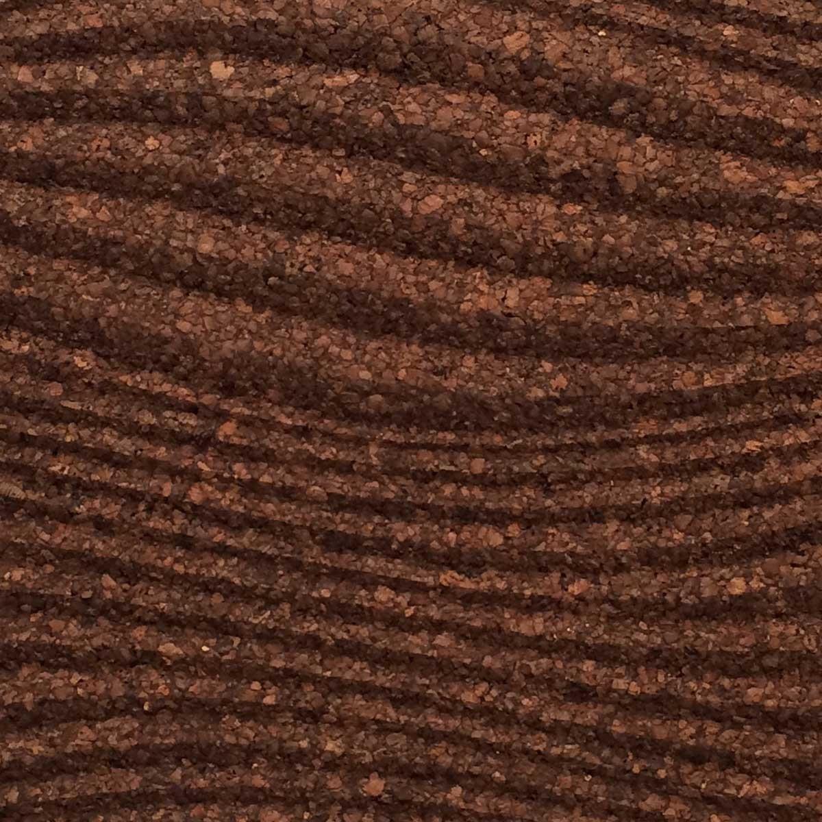 Campione Rivestimento in sughero Waves Brown