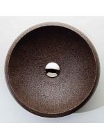 Lavandino design rotondo in sughero e gomma riciclata Wash Basin