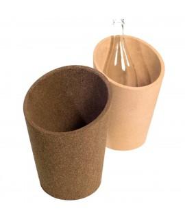 Secchiello design in sughero per bottiglia di vino