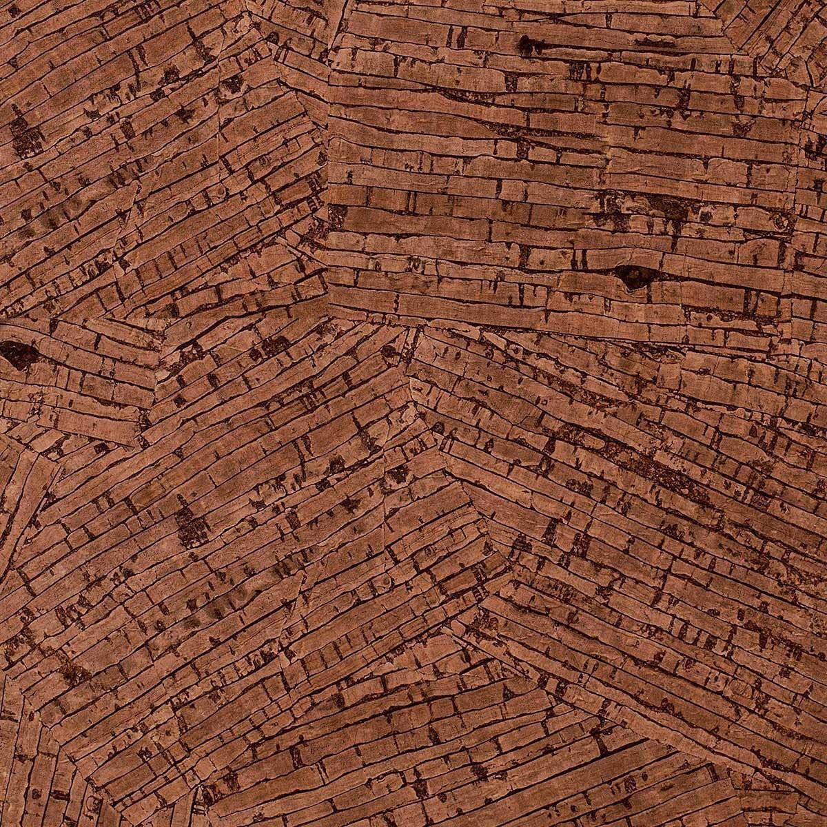 Decorazione in sughero per pareti e soffitti Melon Brown