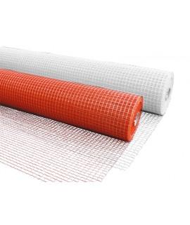 Rete portaintonaco in fibra di vetro