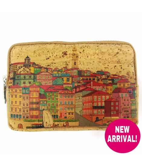 Cork purse OPorto