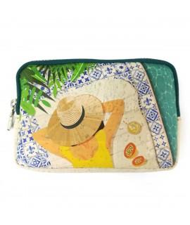 Cork purse Primavera - Estate