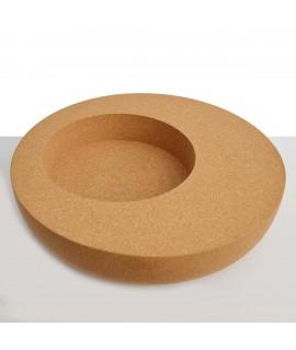 Vaso contenitore in sughero Zen