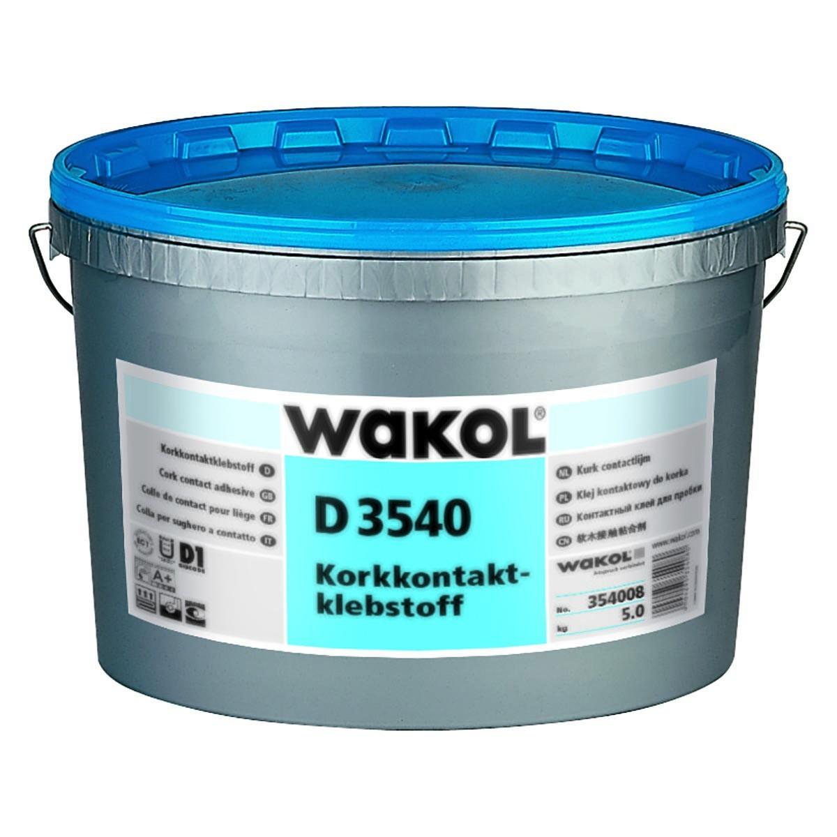 Colla per sughero - Wakol D3540
