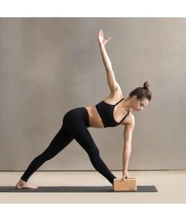 Blocchi Yoga in sughero