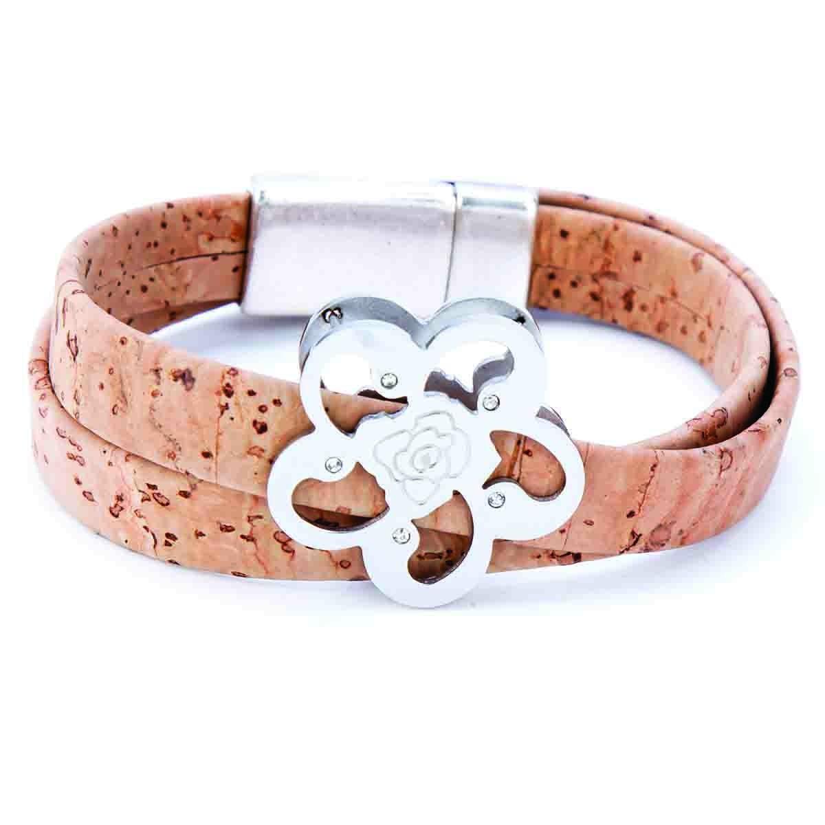 Cork Bracelet Flor